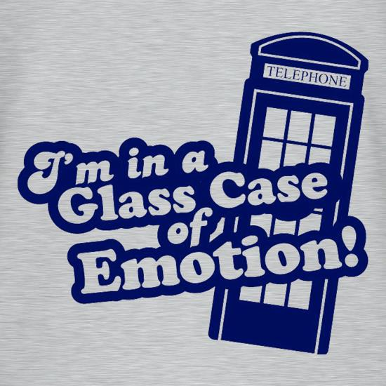 I'm In A Glass Case Of Emotion! T-Shirts for Kids