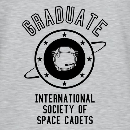 Graduate - International Society of Space Cadets T-Shirts for Kids