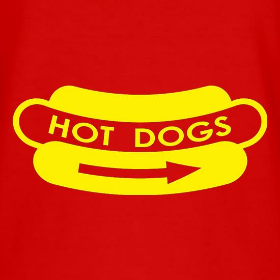 Hot Dogs T-Shirts for Kids
