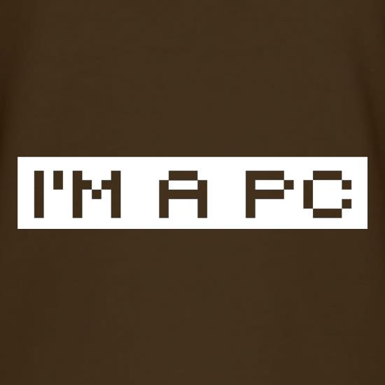 I'm A PC T-Shirts for Kids