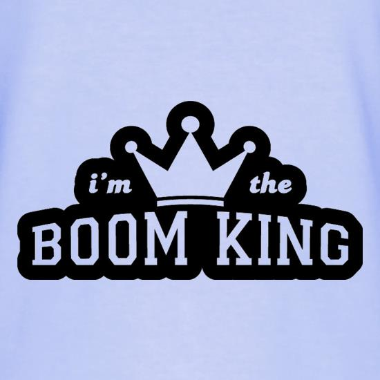 I'm The Boom King T-Shirts for Kids