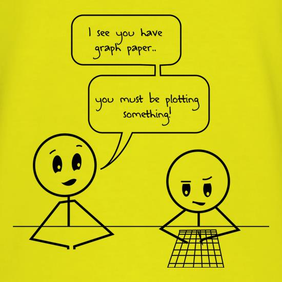 I See You Have Graph Paper T-Shirts for Kids