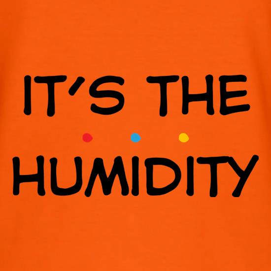 It's The Humidity T-Shirts for Kids