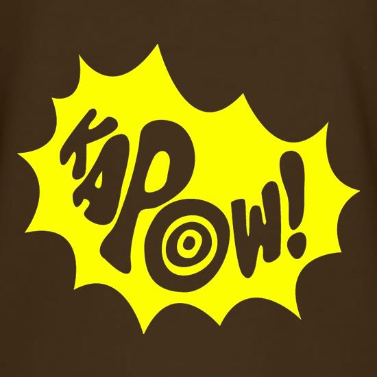Kapow! T-Shirts for Kids