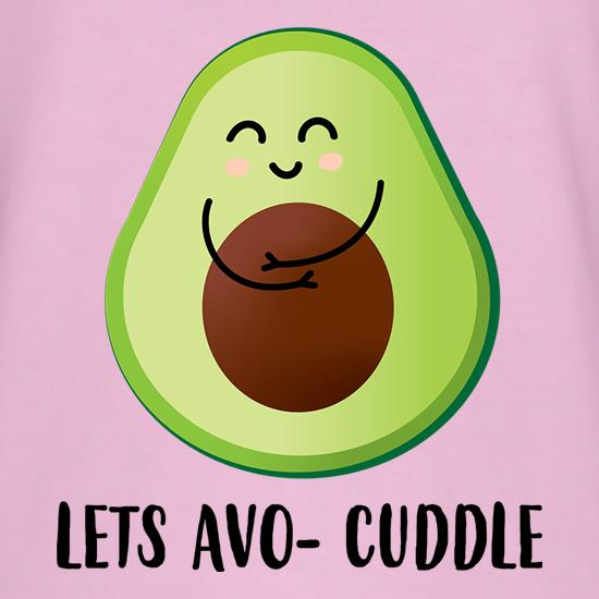 Lets Avo-Cuddle T-Shirts for Kids