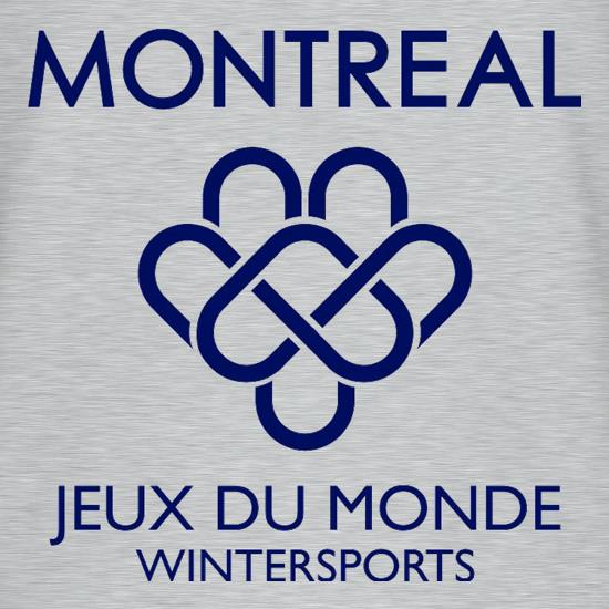 Montreal Wintersports T-Shirts for Kids