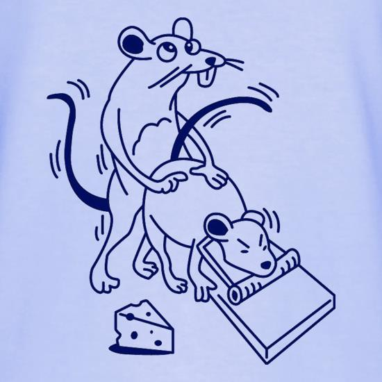 Mousetrap Sex T-Shirts for Kids