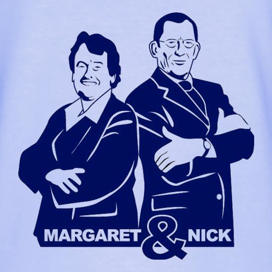 Nick & Margaret T-Shirts for Kids
