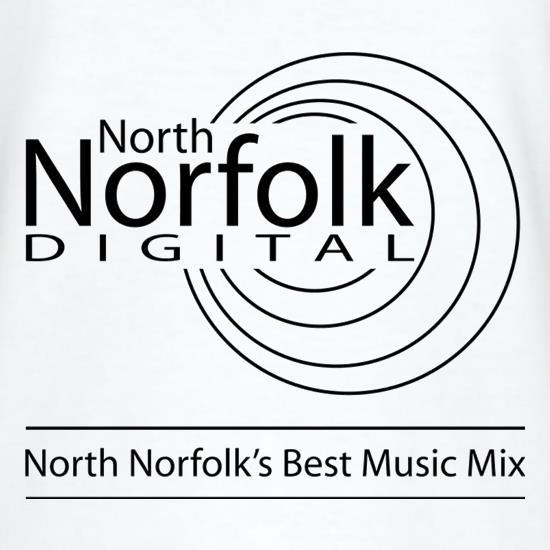 North Norfolk Digital T-Shirts for Kids