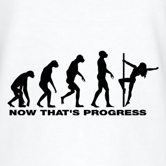 Now That's Progress T-Shirts for Kids