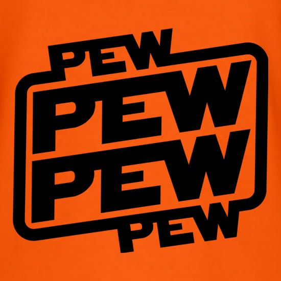 PEW PEW PEW T-Shirts for Kids