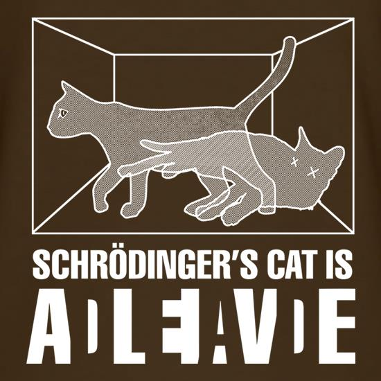 Schrodinger's Cat Box T-Shirts for Kids