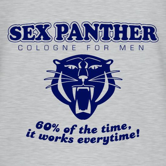 Sex panther 60% of the time it works everytime T-Shirts for Kids