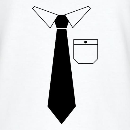 Shirt & Tie T-Shirts for Kids