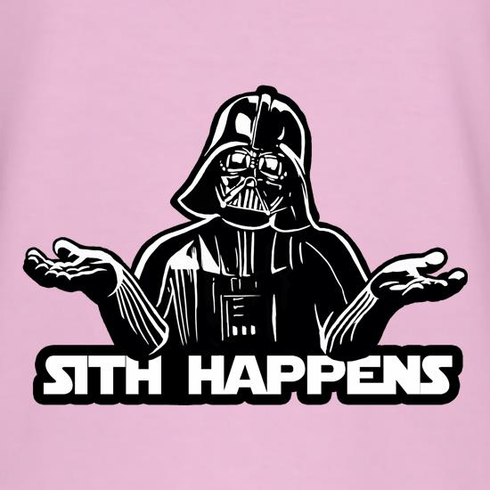 Sith Happens T-Shirts for Kids
