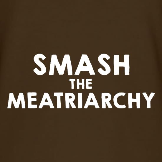 Smash The Meatriarchy T-Shirts for Kids