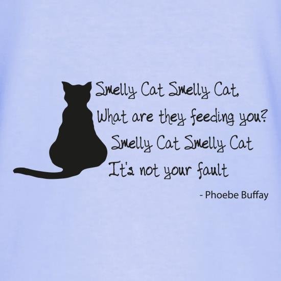 Smelly Cat T-Shirts for Kids
