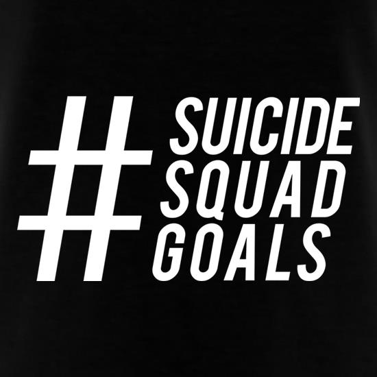 Suicide Squad Goals T-Shirts for Kids