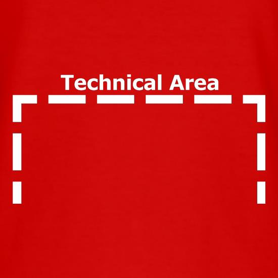 Technical Area T-Shirts for Kids
