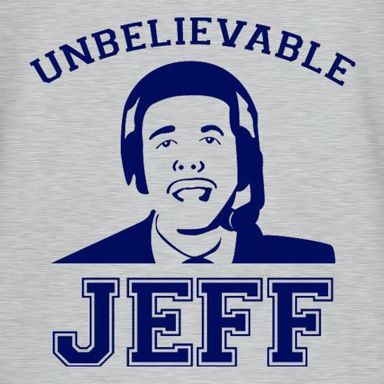 Unbelievable Jeff T-Shirts for Kids