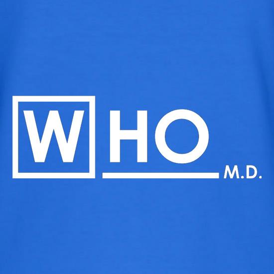 Who MD T-Shirts for Kids