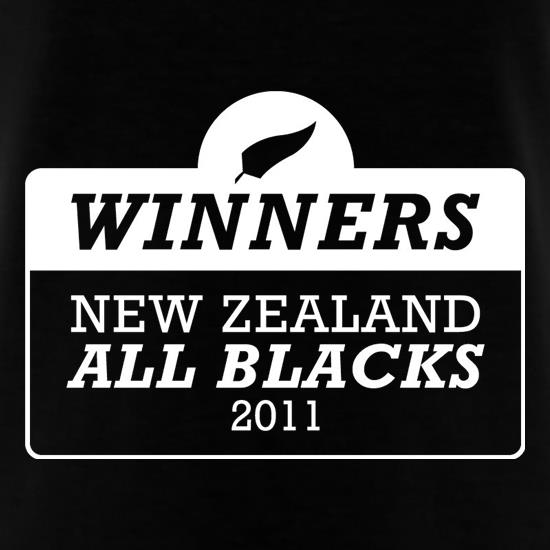 Winners New Zealand All Blacks T-Shirts for Kids
