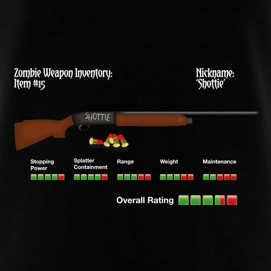 Zombie Shottie T-Shirts for Kids