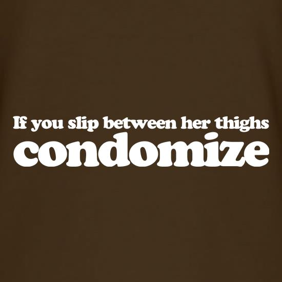 Condomize t-shirts