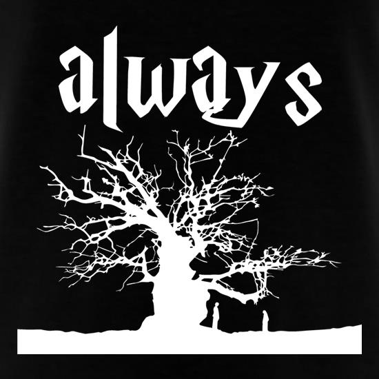 Always Tree t-shirts