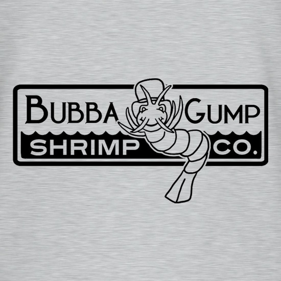 Bubba Gump Shrimp Co t-shirts
