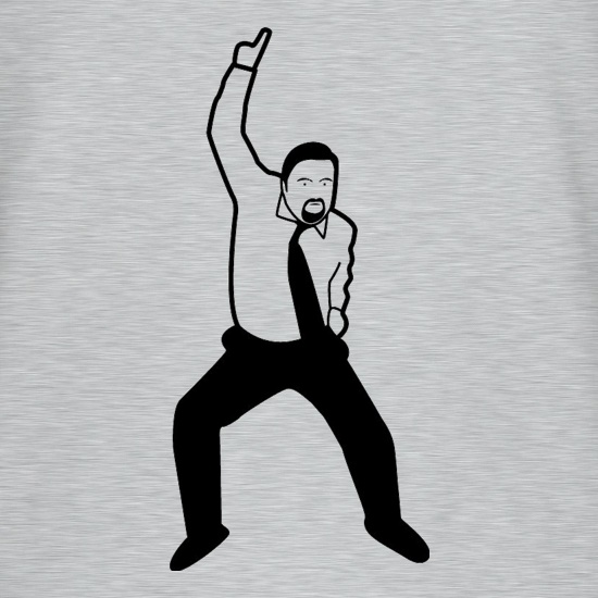 David Brent Dance t-shirts