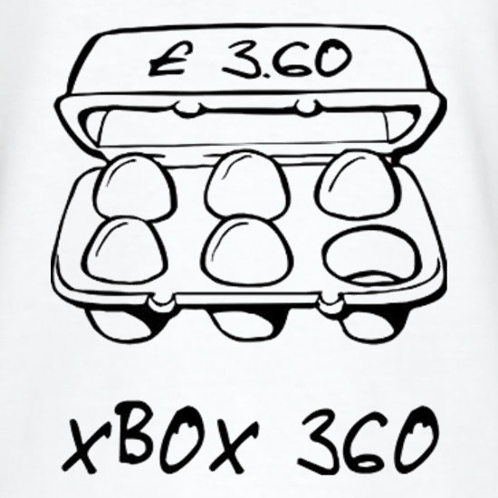 Egg Box t-shirts