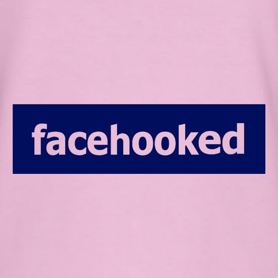Facehooked t-shirts