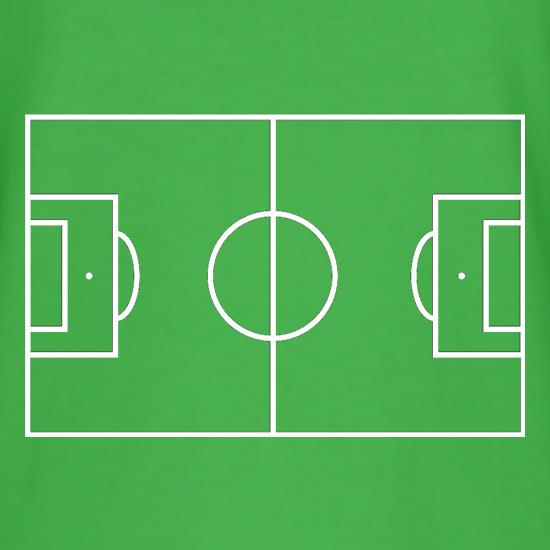 Football Pitch t-shirts