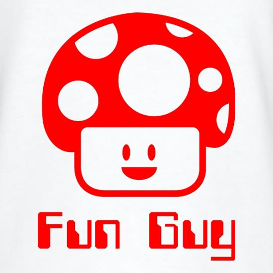 Fun Guy t-shirts