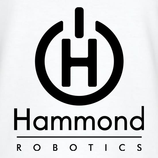 Hammond Robotics t-shirts