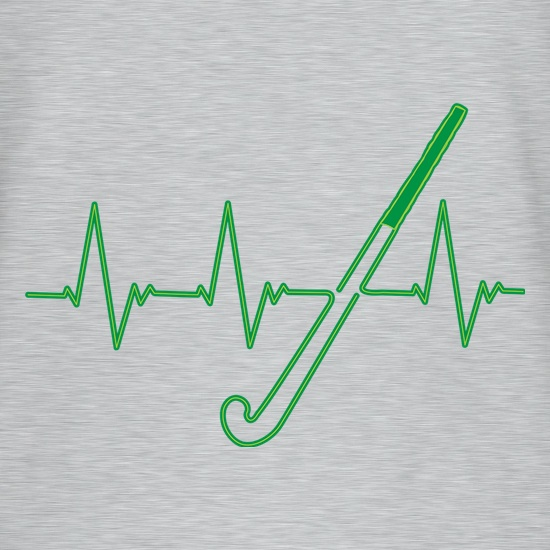 Hockey Heartbeat t-shirts