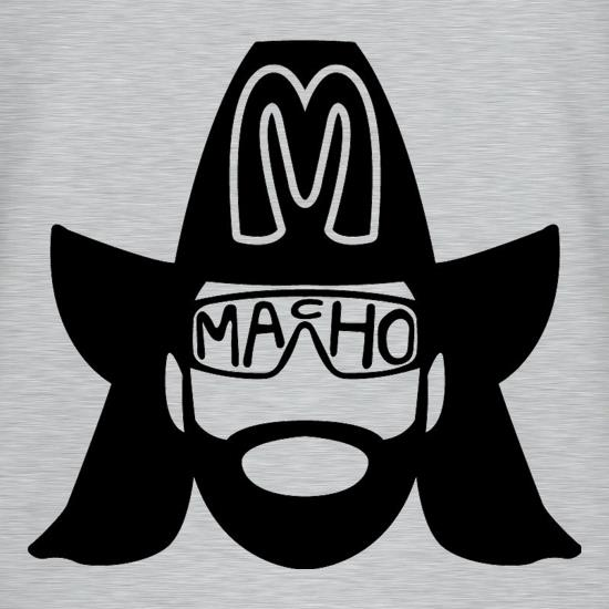 Macho Man Randy Savage t-shirts