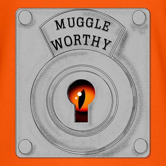Muggle Worthy t-shirts