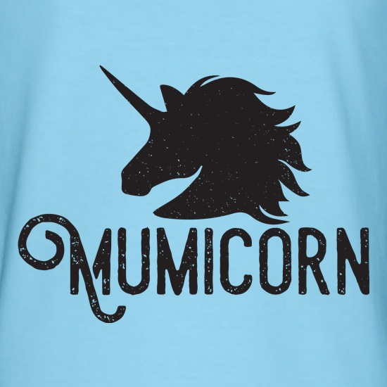 Mumicorn t-shirts
