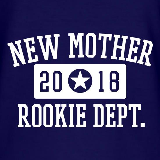 New Mother '18 t-shirts