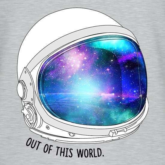 Out Of This World t-shirts