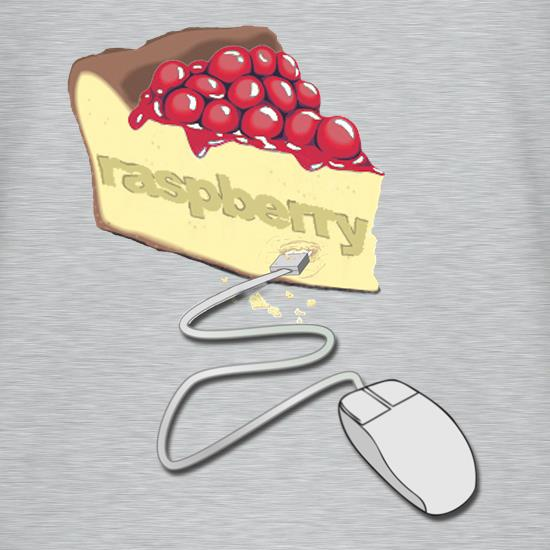 Raspberry Pie t-shirts