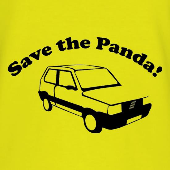 Save The Panda t-shirts