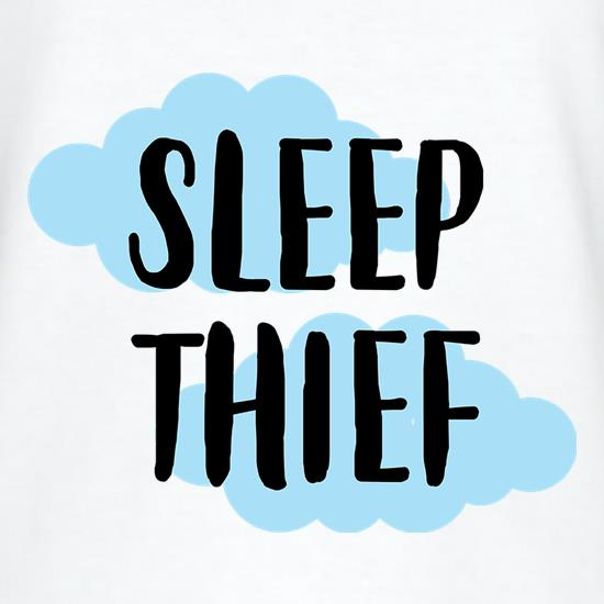 Sleep Thief t-shirts