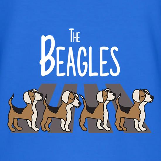 The Beagles t-shirts