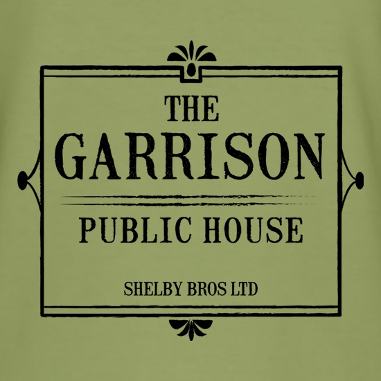The Garrison t-shirts