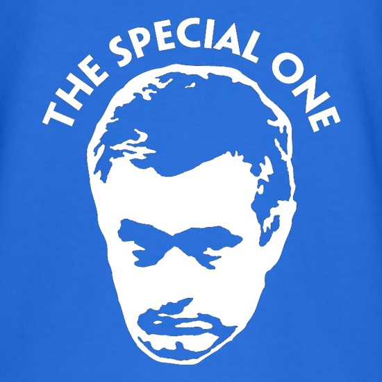 The Special One t-shirts