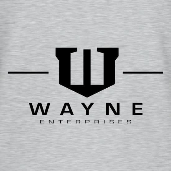Wayne Enterprises t-shirts