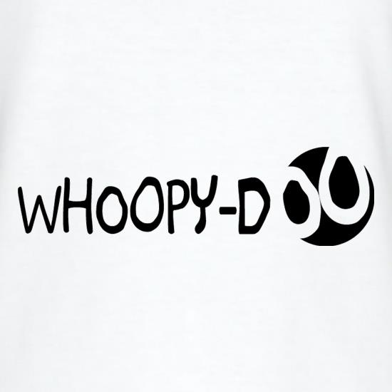 Whoopy-Doo t-shirts